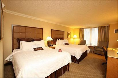 Great Rooms at the Crowne plaza